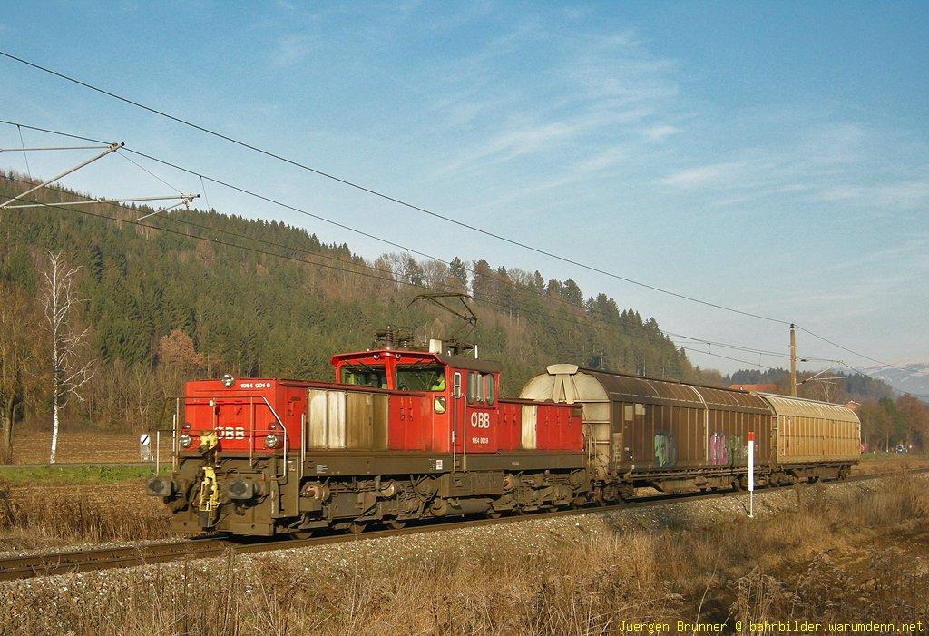 Elektrische Verschubloks im Streckeneinsatz - 2013-12-04 ...
