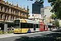 Foto zeigt: Straßenbahn in Adelaide (Australien)