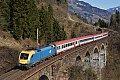 Foto zeigt: MAV 470.007, OIC 592, Hundsdorfer-Viadukt