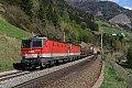 am Foto: 1044-Doppeltraktion auf der Tauernbahn