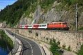 Foto zeigt: 1142.682 bei Ebensee (Salzkammergutbahn)