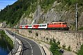 am Foto: 1142.682 bei Ebensee (Salzkammergutbahn)