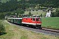 Foto zeigt: Neue 2095 (Vs 74) für die Pinzgaubahn