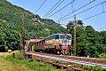 Foto zeigt: FS E655.529 bei Rigoroso (Italien)