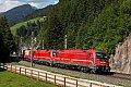 Foto zeigt: SZ 541 für Lokomotion am Brenner