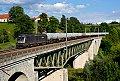Foto zeigt: Cobra Taurus am Taggenbrunner Viadukt