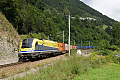 Foto zeigt: Cargoserv 1216.933 vor Kaindlzug