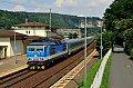 Foto zeigt: DB-Baureihe 180 / CD-370 und Schwestern