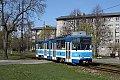 Foto zeigt: Bunte Straßenbahnwelt
