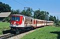 am Foto: 1099.007 im Valousek-Design (Mariazellerbahn)