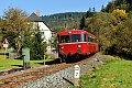 Foto zeigt: DB 798.731 + DB 998.744 BÜ Stoffelsmühle (Rodachtalbahn - Deutschland)