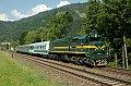 Foto zeigt: SZ 664.103  Frohnleiten (Südbahn)