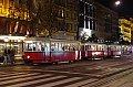 Foto zeigt: Straßenbahn Wien - Lange Nacht der Museen
