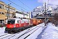 am Foto: 1116.087 mit KLV-Zug (Kufstein)