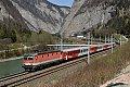 Foto zeigt:1144.004 mit REX, Sulzau (Giselabahn)