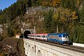 am Foto: CD 380.017, EC172, Breitenstein (Semmering), 02.11.2014