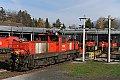 Foto zeigt: 1064.001, Verschubfahrt, Villach Westbf.