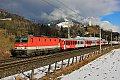 am Foto: 1144.035 mit REX 1508 im Pinzgau unterwegs (Salzburg-Tiroler-Bahn)