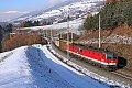 Foto zeigt: 1144.236 und 1144.252 bei Matrei (Brennerbahn)