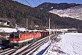 am Foto: 1144.202 + 1016.047 mit Güterzug (Gummern)