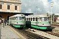 Foto zeigt: Schmalspurig durch Sardinien
