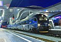 Foto zeigt: CD-RailJet in Graz Hbf.