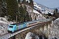 am Foto: DB 101.102 - Vedes, EC 114, Bad Hofgastein (Tauernbahn)