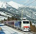am Foto: Lokomotion 186.440, D 13189, Angertal (Tauernbahn), 31.01.2015