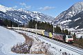 am Foto: Lokomotion 189.901 + RTC 189.902 mit TEC 41857, (Angertal)