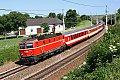 """Foto zeigt: 1044.119 mit Erlebniszug """"Donau"""" (Passauerbahn)"""
