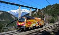 Foto zeigt: 1216.019 - Wagner-Verdi-Lok, Patsch (Brennerbahn), 31.03.2014