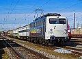 Foto zeigt: RailAdventure 139 bringt CityJet nach Krefeld