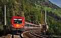 Foto zeigt: GySEV 1116.061 Hst. Oberfalkenstein (Tauernbahn)