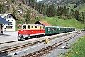 Foto zeigt: Schülerverkehr auf der Pinzgauer Lokalbahn