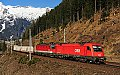 am Foto: 1216.147 + 1144.229 Mallnitz-Nord (Tauernbahn)