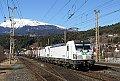 Foto zeigt: SETG 193.812 + ELL 193.204 Spittal-Millstättersee (Tauernbahn)