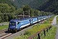 Foto zeigt: Tandem bestehend aus 1216.233 und 1216.249 vor (CD) RailJet