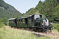 Foto zeigt: Museumsbahnen im Alpenvorland