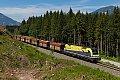 Foto zeigt: Bunte Taurus-Lokomotiven kreuz & quer durch Österreich