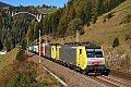 Foto zeigt: 189.998 + 189.915 mit KLV-Zug (Brennerbahn)