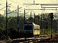 am Foto: Morgenstimmung: 4020.292 mit REX 2167 nach Wien FJB