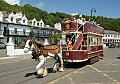 Foto zeigt: Bahnparadies Isle of Man 2: Douglas Bay Horse Tramway