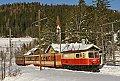 am Foto: 1099.14 Bf. Annaberg (Mariazellerbahn)