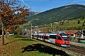Foto zeigt: Talent 4024.070 in Matrei (Brennerbahn)