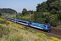 Foto zeigt: CD Railjet 1216.249, RJ 75, Ceska Trebova (Tschechien)