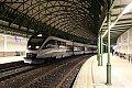 """Foto zeigt: """"Karriere am Zug""""- 4024 auf der Wiener Vororteline S45 aka """"Geisterbahn"""""""