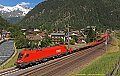Foto zeigt: 1016.019, ASTB 9611, Mallnitz-Obervellach (Tauernbahn), 01.07.2013