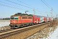 Foto zeigt: 1142.564, R 2323, Wiener Neustadt Nord (Südbahn), 22.01.2016