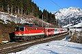Foto zeigt: Highlights auf der Giselastrecke (Pass Griessen)