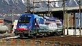 Foto zeigt: 1216.019 wirbt für Achensee-Schifffahrt
